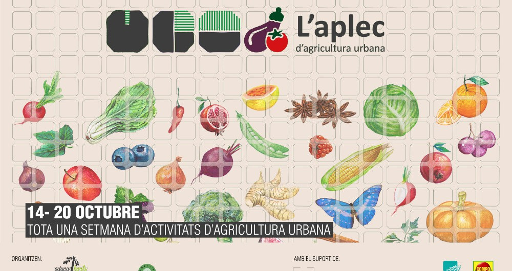 Aplec d'Agricultura Urbana 2019