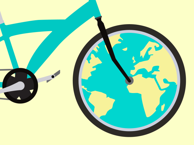 Dia Mundial de la Bicicleta 2017