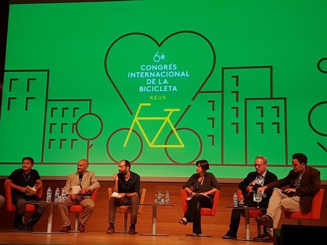 Congrés de la bici a Reus
