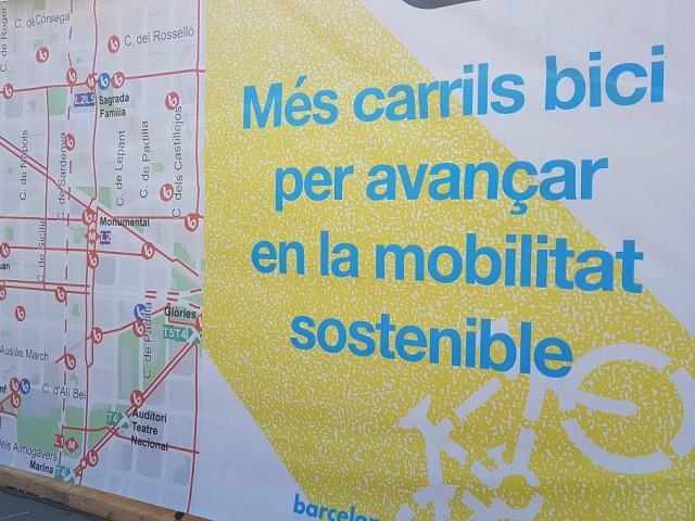 Festa de la bici de Barcelona