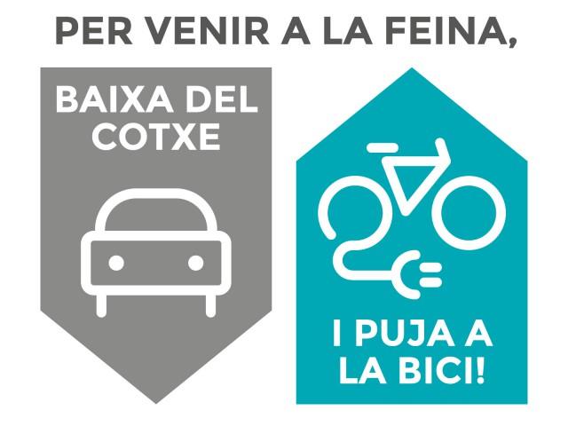 Demana la teva bici!