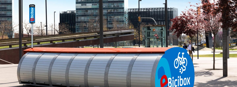 L'e-Bicibox, la bici elèctrica metropolitana