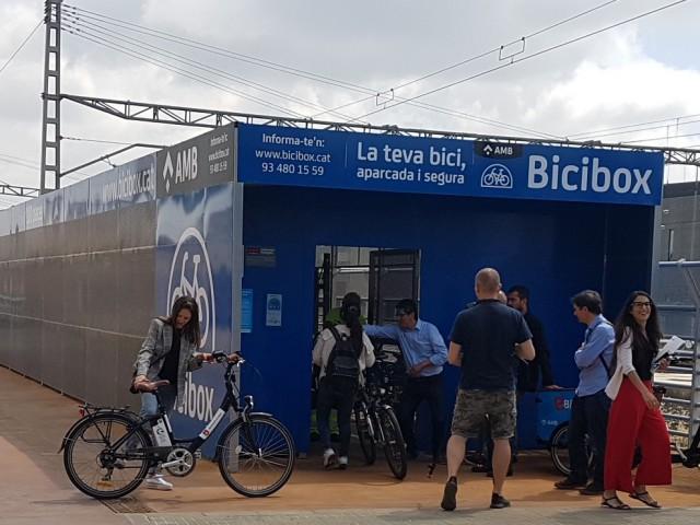 El Bicibox creix!