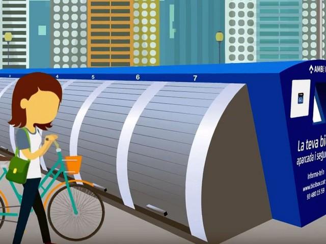 Com funciona el Bicibox?