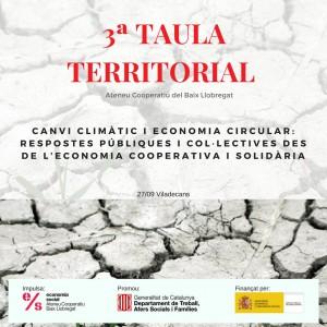 III Taula Territorial Ateneu Corporatiu del Baix Llobregat