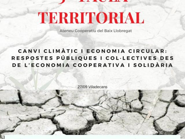 Ponència sobre Estratègies climàtiques a l'AMB