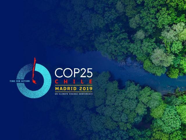 COP25 – Conferència de les parts de les Nacions Unides sobre el canvi climàtic