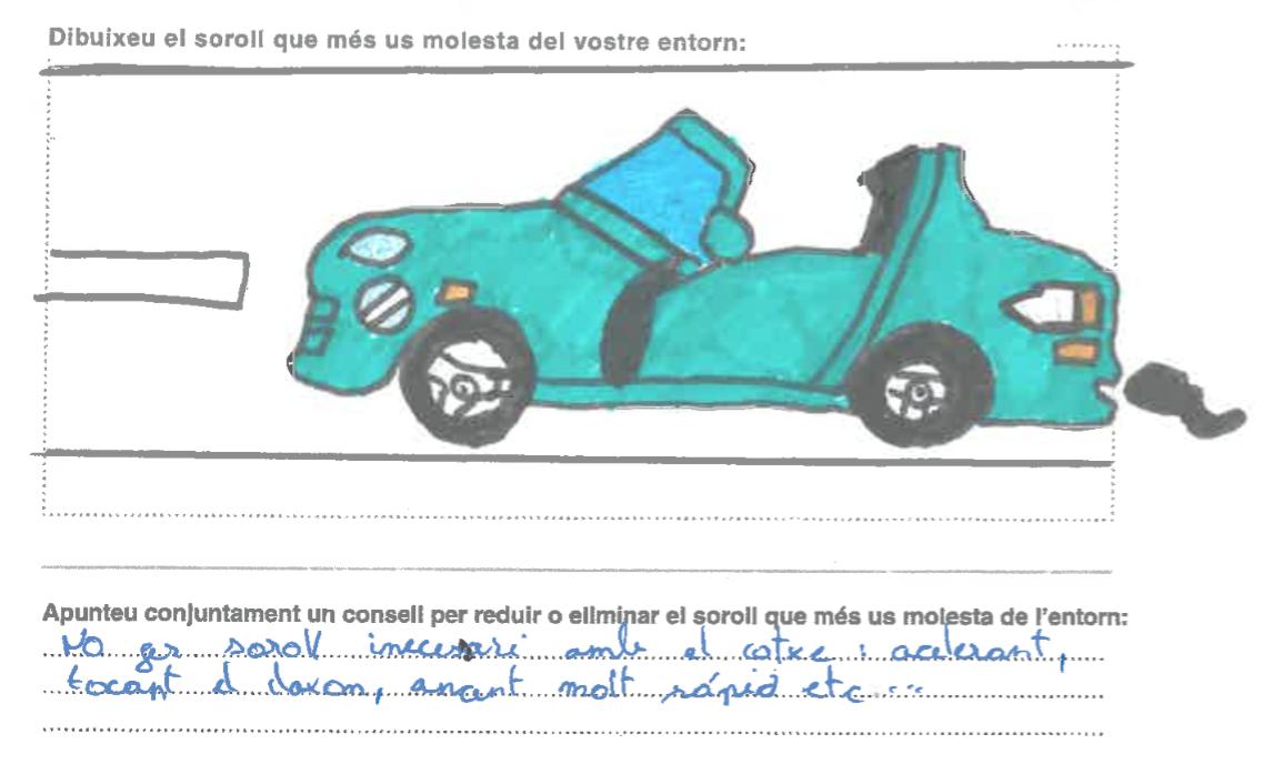 Stop Soroll-Cotxe
