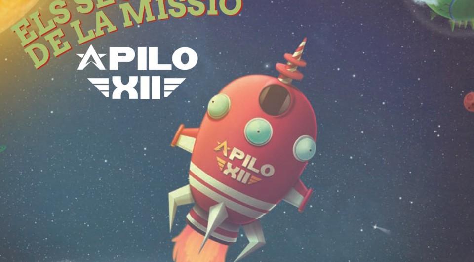 Coneixes la missió Apilo XII?