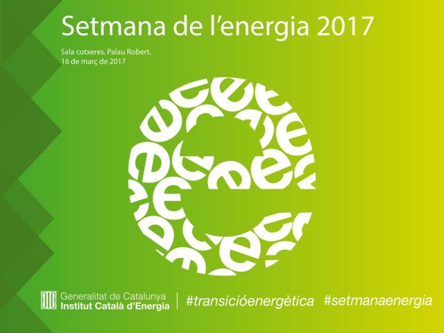 Setmana de l'Energia 2017