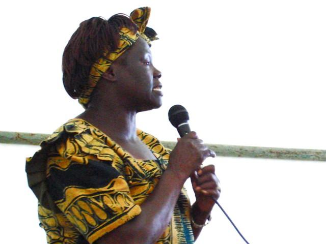 Les dones i la sostenibilitat