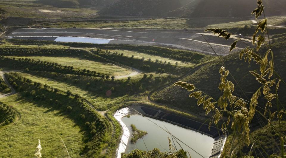 La Vall d'en Joan: de dipòsit controlat a espai restaurat