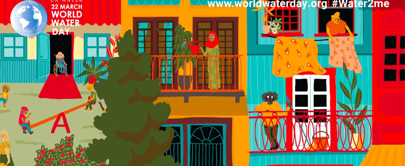 Dia Mundial de l'Aigua 2021