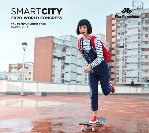 Presenta els teus productes i solucions al Smart City Expo World Congress 2018