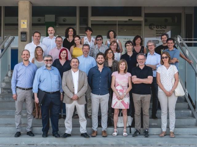 Visitem l'ESA BIC Barcelona