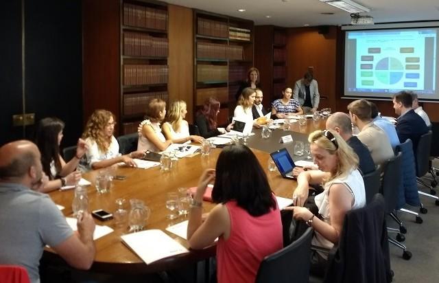 Presentació del projecte MetròpolisFPlab a les empreses