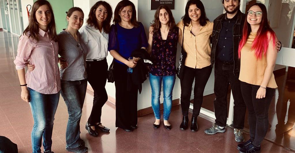 Presentació dels projectes finalistes d' emprenedoria social i tecnològica