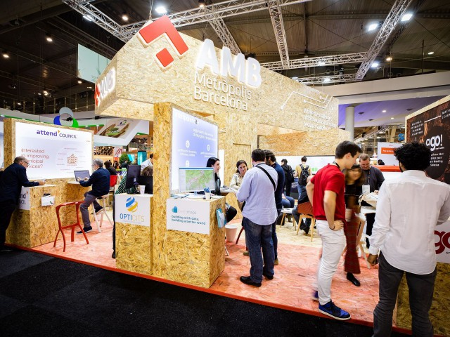 Presenta els teus productes i solucions a l'Smart City Expo World Congress 2019