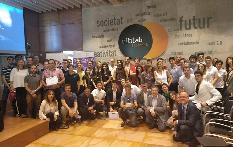 Ja tenim els projectes guanyadors del MetròpolisFPlab 2018-19