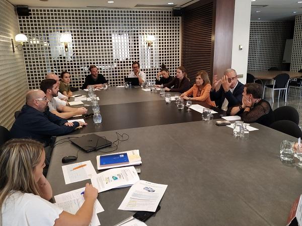 Reunió informativa amb les empreses participants a l' SCEWC 2019