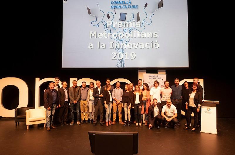 Lliurament dels Premis Metropolitans de suport a la Innovació