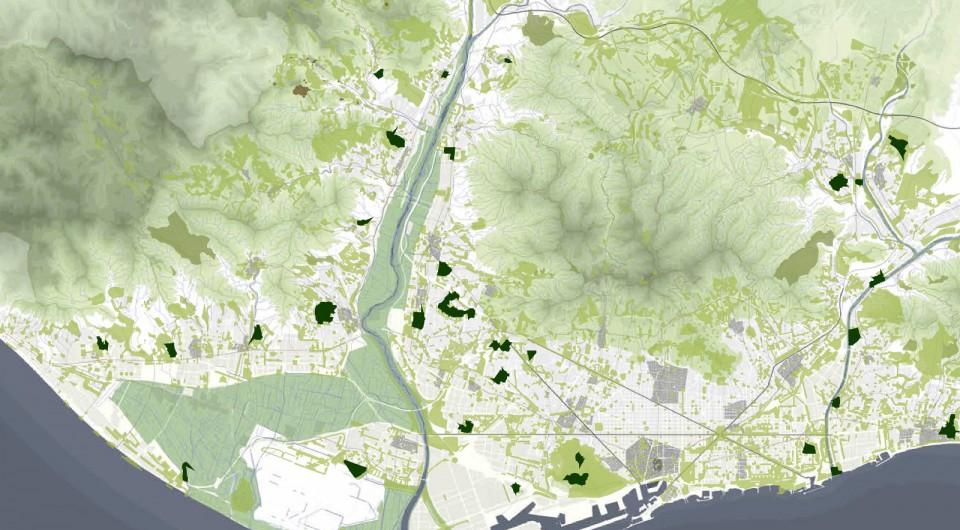 Descobreix els cinc parcs metropolitans més ben valorats de la Metròpolis Barcelona