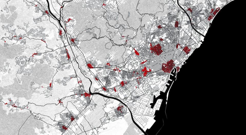Una metròpolis de ciutats