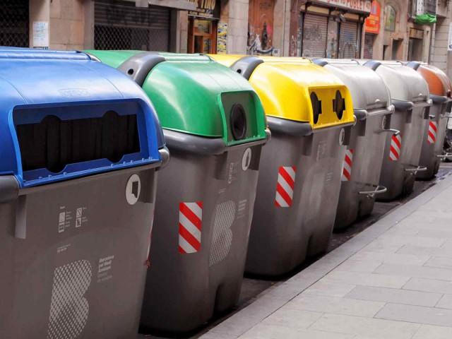 Reciclatge domèstic metropolità