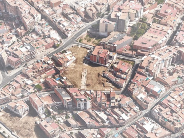 Un espai d'urbanitat per a l'eix Bruc