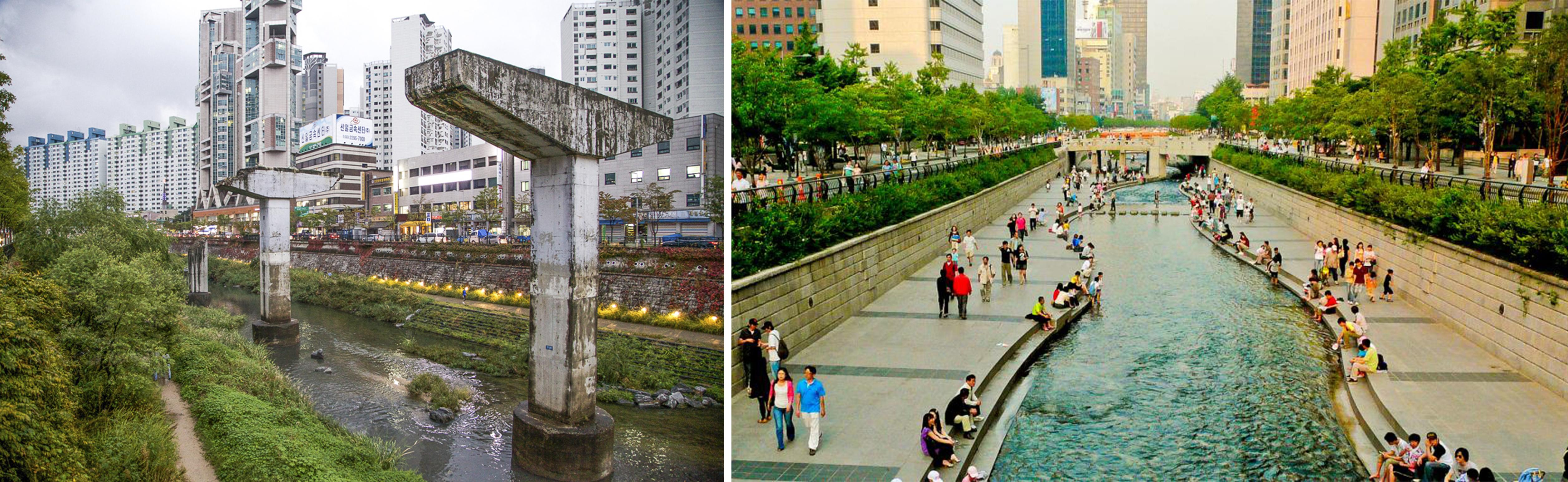 Seül, natura reconstruïda
