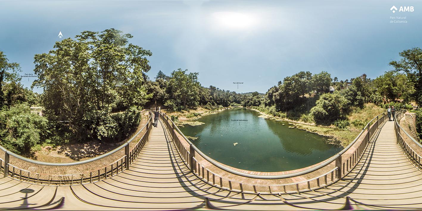 PANO_5_Parc Natural de Collserola