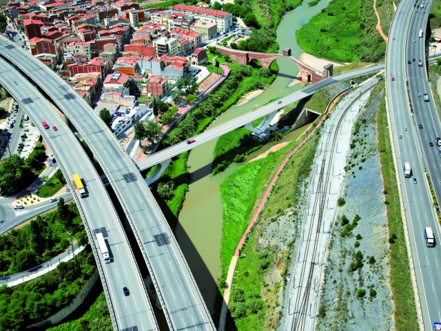 Els rius metropolitans