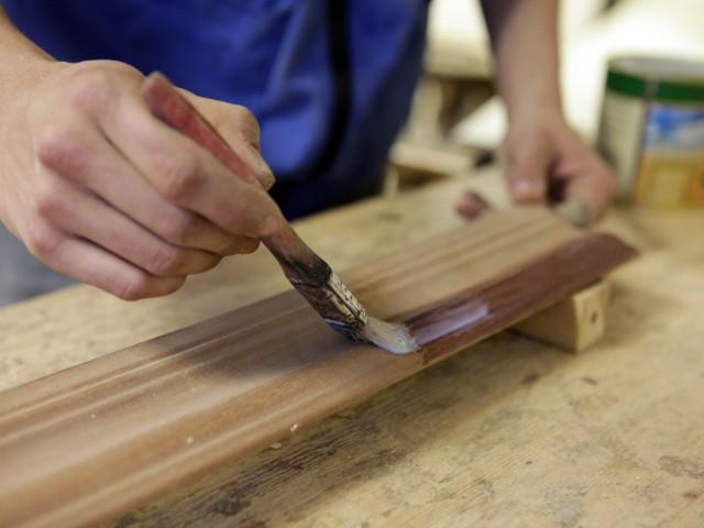 Mobles de fusta reutilitzada