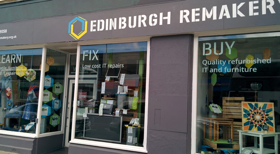 Remakery a Edinburgh