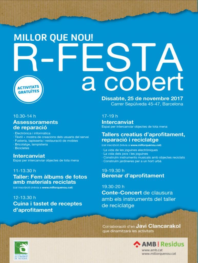 cartell REFESTA 2017