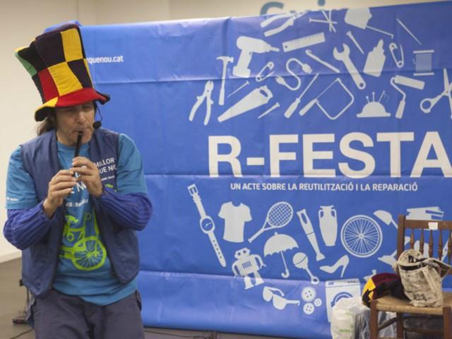 Imatges de la R-Festa a cobert