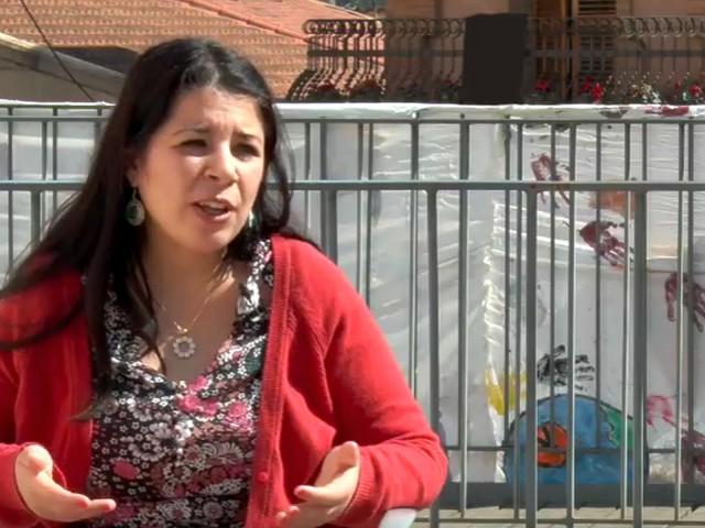Entrevista Nour Alchikh