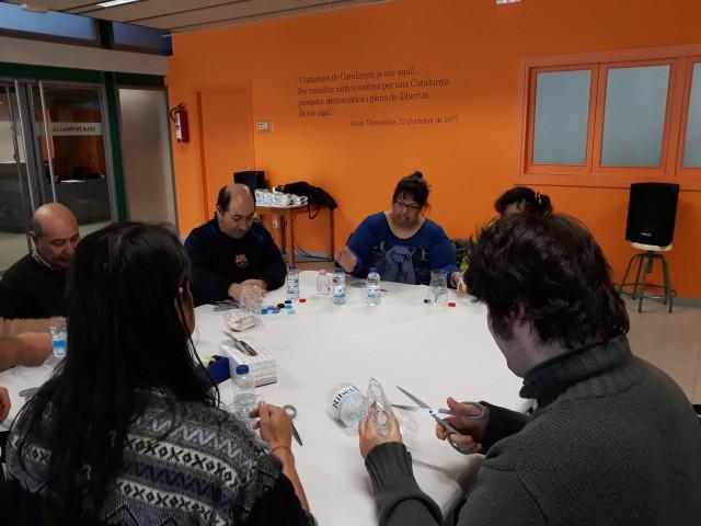 Amb el Grup Farem iniciem els tallers a Cervelló
