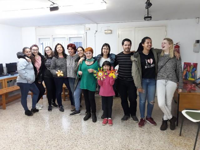 Les dones del Papiol pels drets de les persones refugiades i la sostenibilitat ambiental