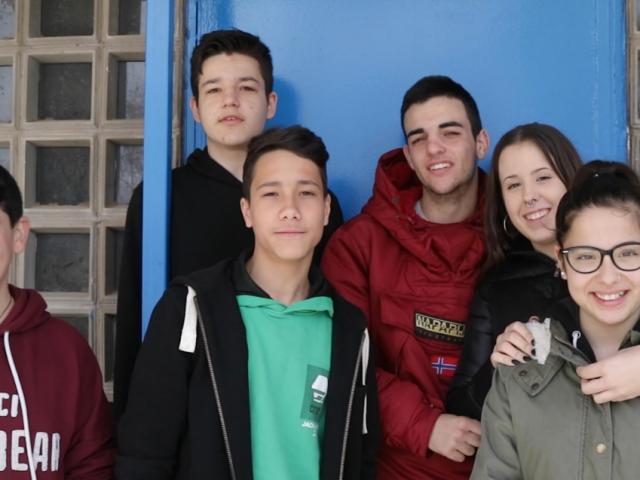 L'Institut Vazquez Montalban de Sant Adrià ens presenta el seu vídeo del programa