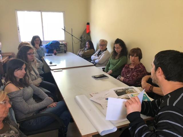 El Casal de la Dona de Cervelló reclama drets per les persones refugiades