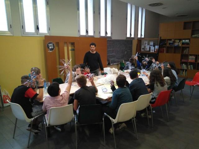 El Casal de Joves de Sant Climent també participa als tallers