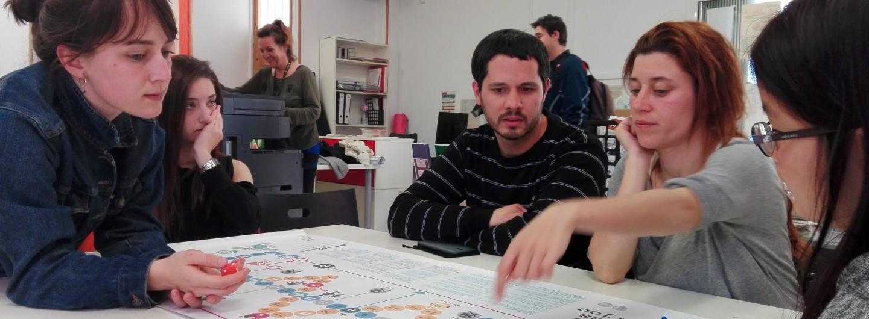 El Punt Jove de la Palma de Cervelló s'implica en els drets humans