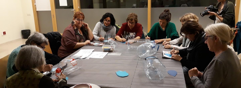 Reivindiquem el Dret a l'aigua de les persones refugiades a Santa Coloma de Cervelló