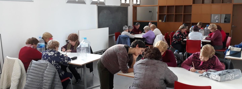 A Sant Climent de Llobregat reflexionem sobre els drets de les persones refugiades i el dret a l'aigua
