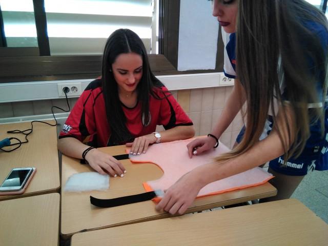 Participem al Programa d'Aprenentatge i Servei del Col·legi La Salle de Montacada